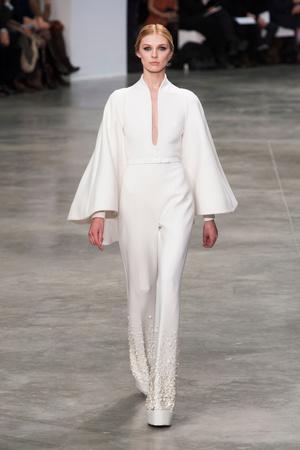 Показ Stephane Rolland коллекции сезона Весна-лето 2013 года Haute couture - www.elle.ru - Подиум - фото 479760