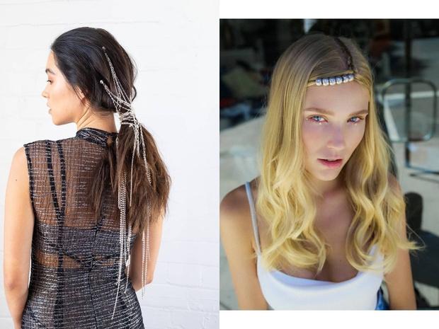 Микротренд: украшения для волос (фото 1)