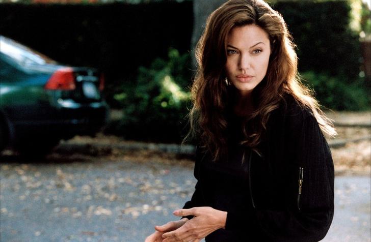 Анджелина Джоли в молодости фото