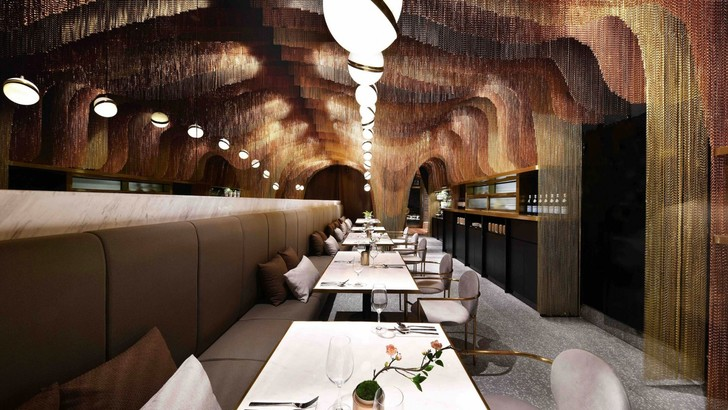 Ресторан Icha Chateau в Шанхае (фото 6)
