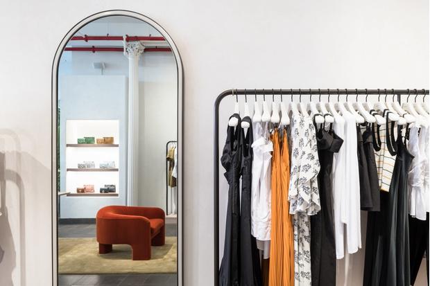 Концептуальный бутик в Нью-Йорке (фото 8)