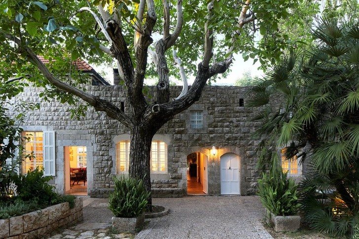 Ливанская роза: гостевой дом Beit Trad под Бейрутом (фото 2)
