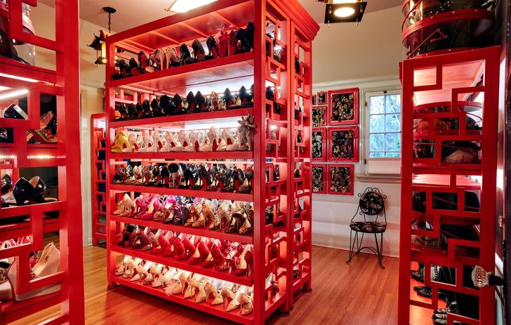 Храним обувь красиво: идеи и решения (фото 0)