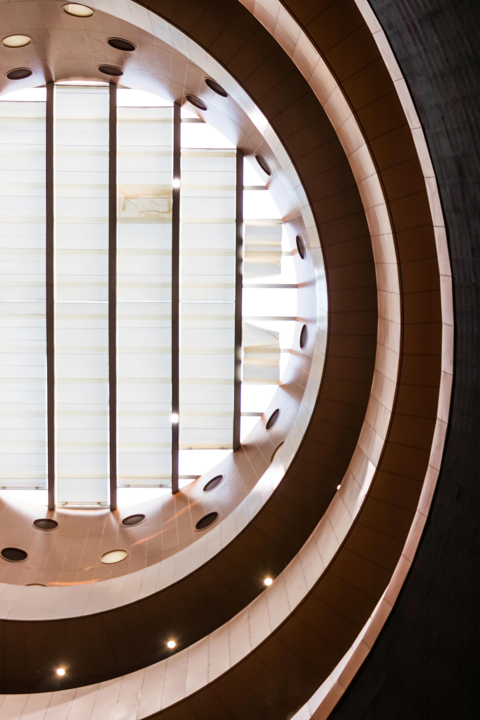 И медные трубы: новый музей по проекту Бернара Чуми в Китае (галерея 6, фото 2)