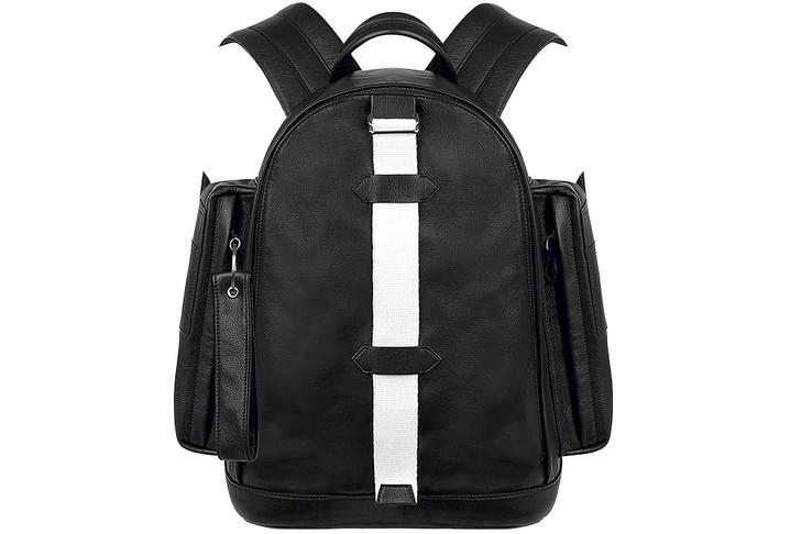 Рюкзак из кожи, Givenchy by Riccardo Tisci.