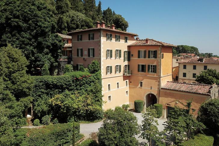 Валентино Гаравани продает виллу в Тоскане за 13,3 млн долларов (фото 0)