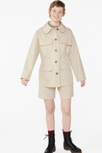 Сафари-куртка — идеальная вещь для весенних прогулок. Вот 15 вариантов (фото 9.2)