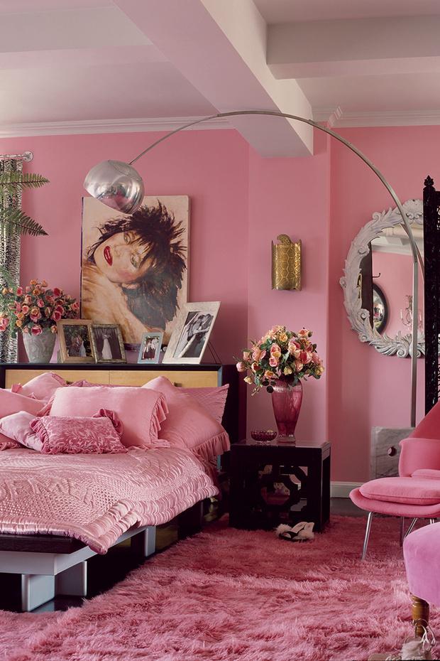 Тайная комната: лучшие спальни в звездных домах (фото 19)