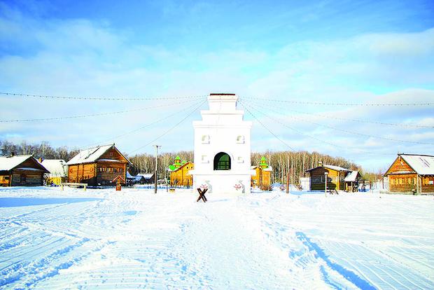 Парк-музей «Этномир»