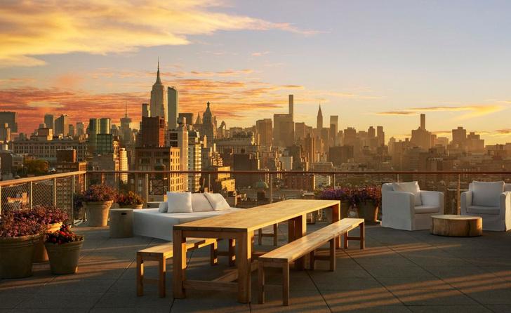 Голова в облаках: рестораны и бары на крыше (фото 12)