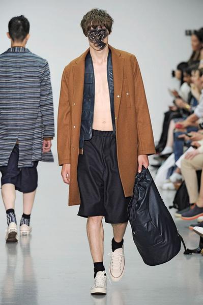 Неделя мужской моды в Лондоне: главные показы и гости | галерея [1] фото [4]