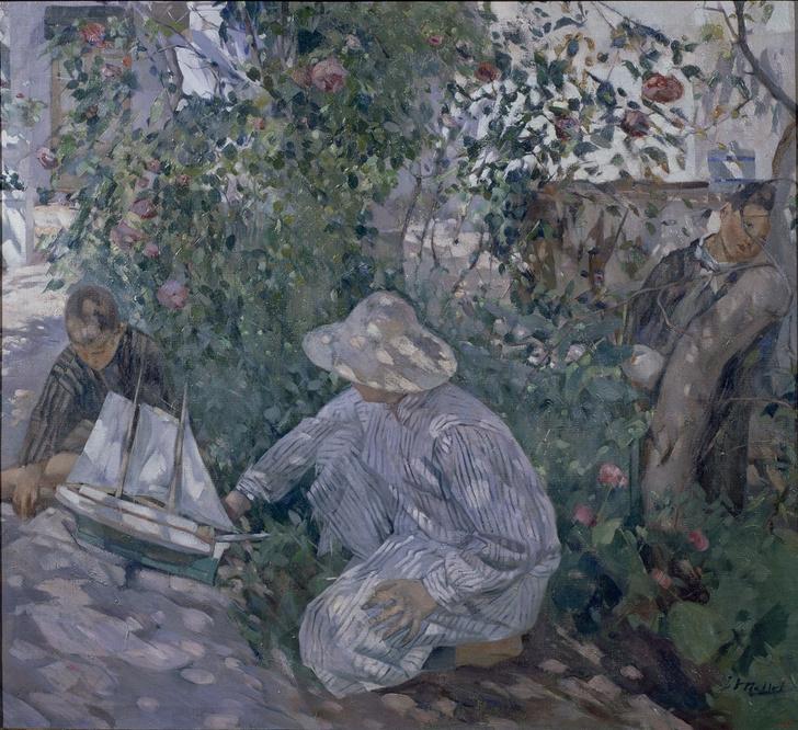 Испанские художники в Музее русского импрессионизма (фото 2)