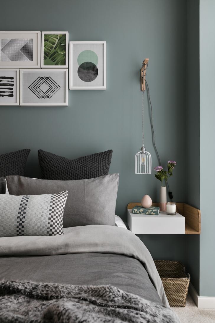 Лучшие цвета для спальни: 5 вариантов (фото 3)