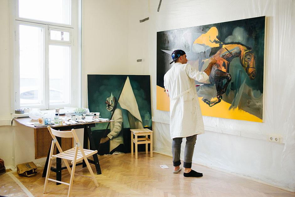 Открытие II Биеннале уличного искусства АРТМОССФЕРА | галерея [1] фото [4]