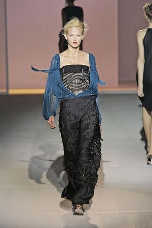 Показы мод Alberta Ferretti Весна-лето 2009 | Подиум на ELLE - Подиум - фото 3378