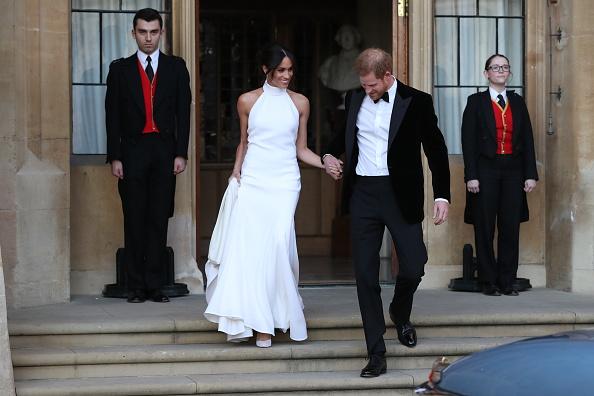 Идрис Эльба рассказал, под какую песню танцевали принц Гарри и Меган Маркл на своей свадьбе (фото 1)