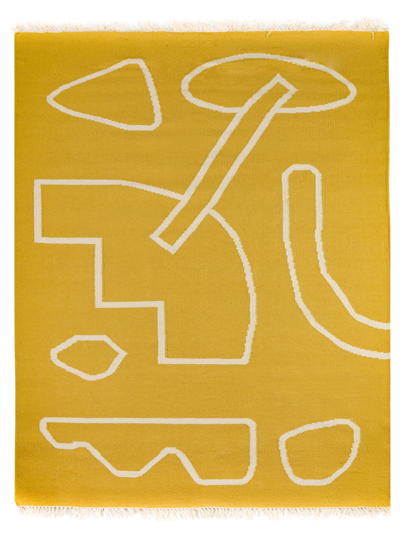 Новые ковры из шерсти их хлопка Tkano (галерея 4, фото 4)