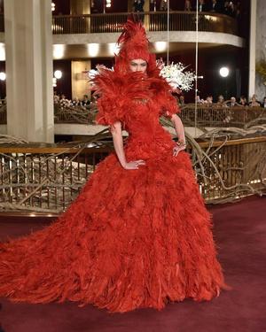 Шоу Dolce & Gabbana Alta Moda в Нью-Йорке (фото 4.2)