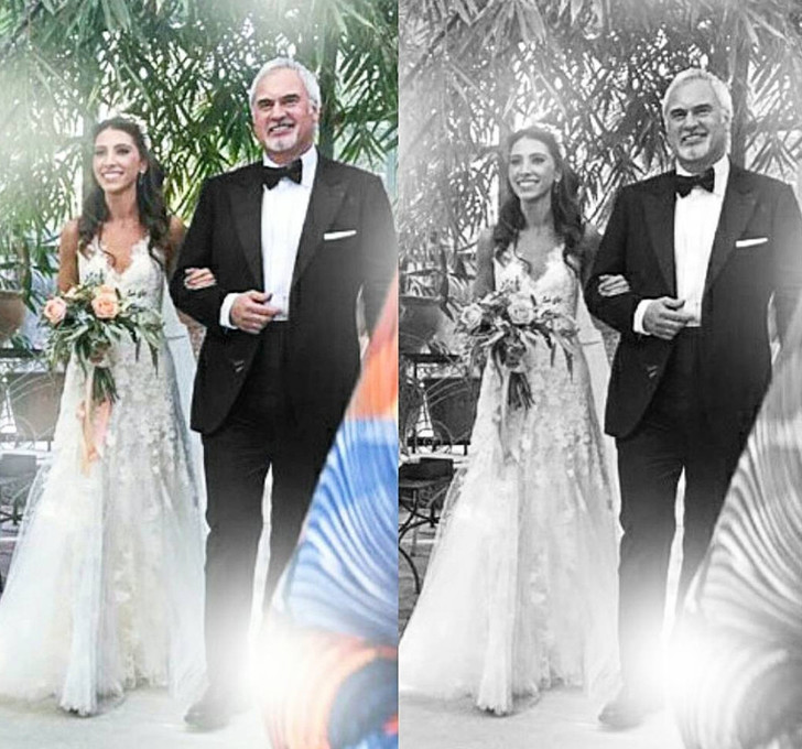 Старшая дочь Валерия Меладзе вышла замуж