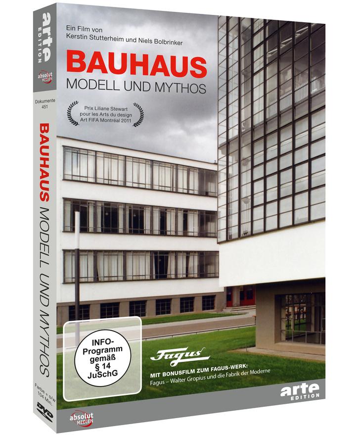 «Баухаус: модель и миф»: кинопоказ в галерее Братьев Люмьер (фото 2)
