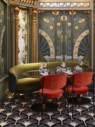 Новый Beefbar в Париже по проекту Humbert & Poyet (фото 6.1)