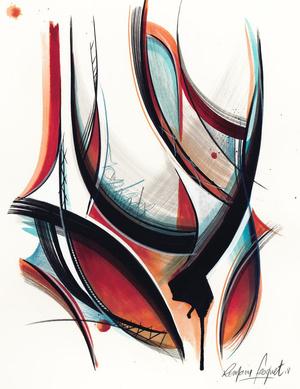 Выставка Ромена Фроке «Природа магнетизма» (фото 6.2)