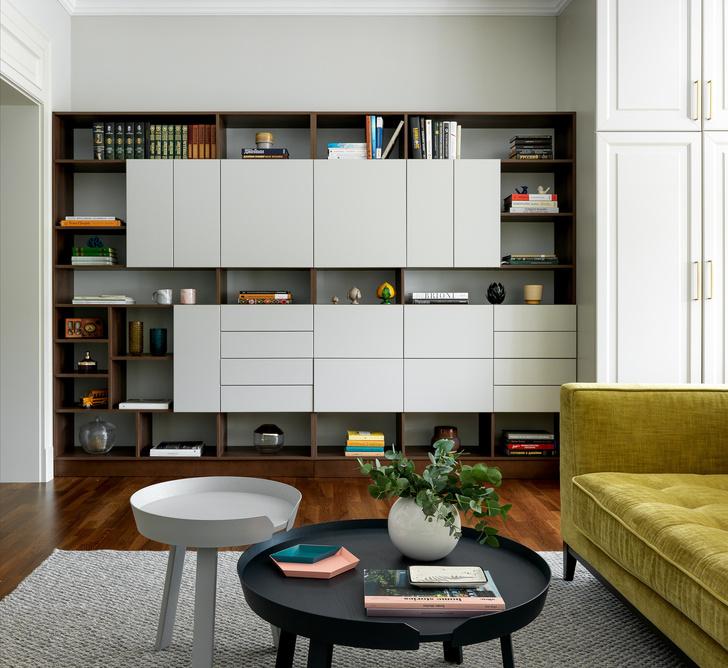 Домашнее чтение: как разместить книги дома (фото 8)