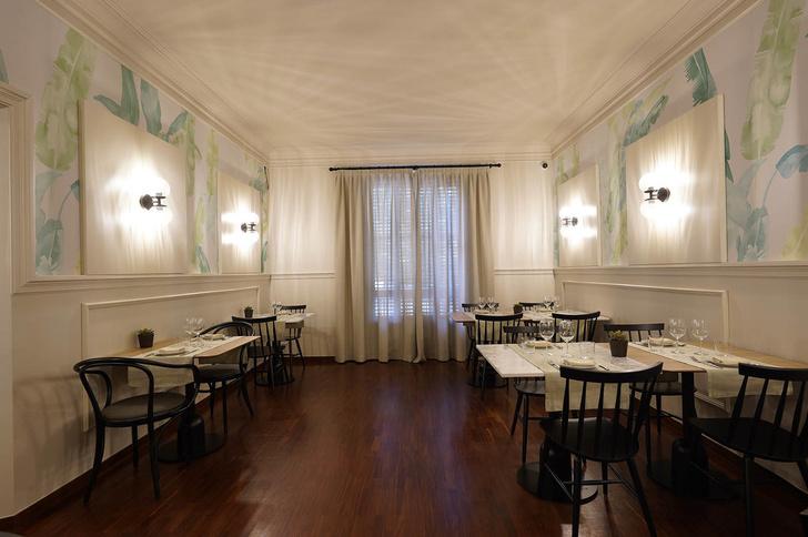 Дерево и зелень: ресторан Viu by Tapiñas под Барселоной (фото 8)