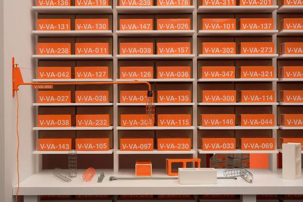 V-VA: проект Вирджила Абло для Vitra (фото 5)