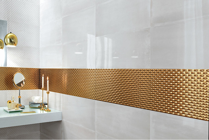 Топ-10: ванная комната в золотом цвете (фото 4)