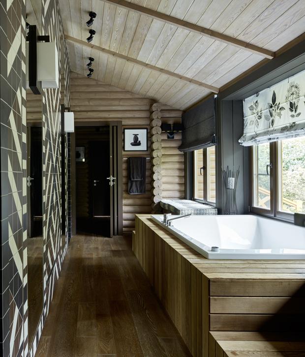 Ванная в гостевом доме