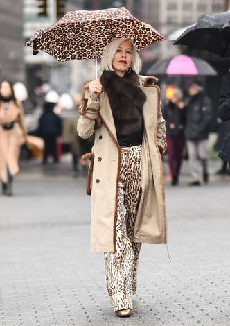 Что носят на Неделе моды в Нью-Йорке: 12 стритстайл-трендов (фото 14.1)