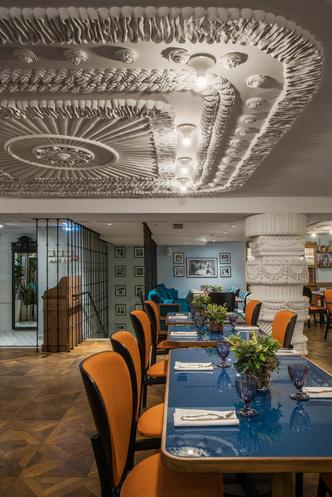 Кафе-гостиная «Гретель» в Москве (фото 5.1)