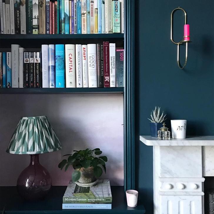 Цвет настроения: Алексей Елисеев о синем цвете в интерьере (фото 9)