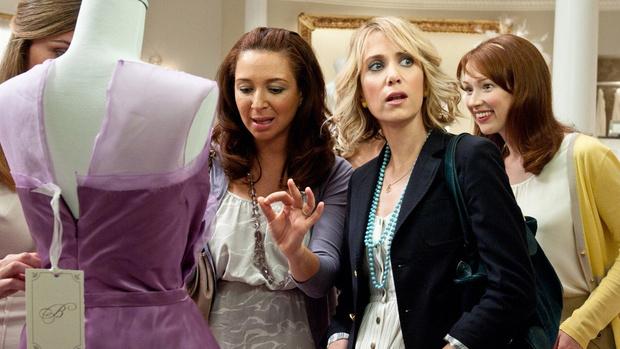Смешите женщину: лучшие комедии для 1 апреля в компании подруг (фото 3)