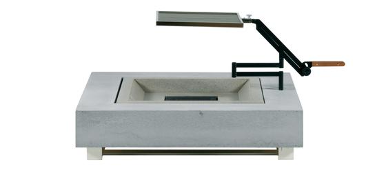 Садовый гриль Fire Table, Viteo, www.viteo.com