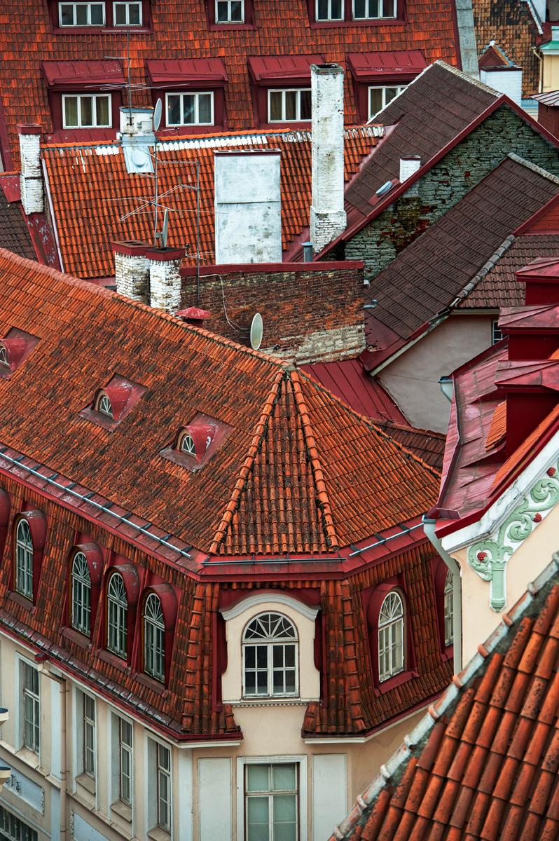ТОП-7: необычные места Таллина