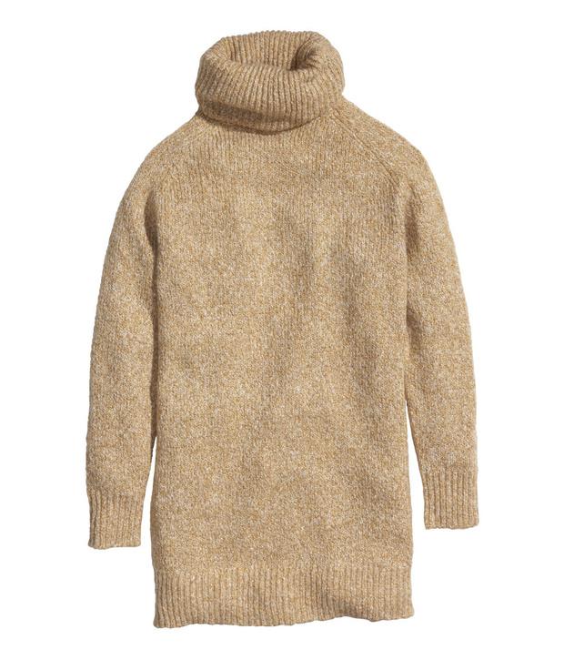 Платье-свитер — H&M