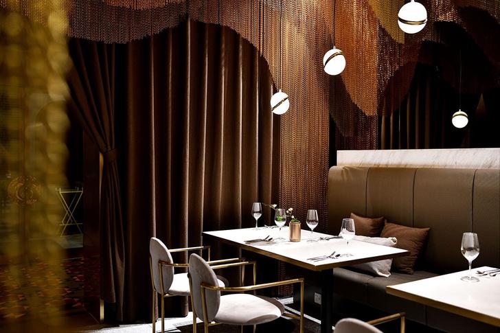 Ресторан Icha Chateau в Шанхае (фото 8)