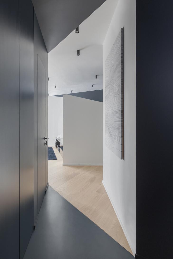 Квартира 72  м²: проект бюро Shkaf Architects (фото 1)