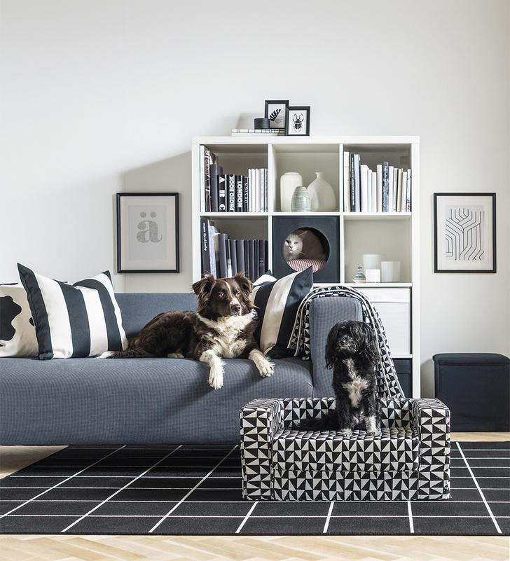 Коллекция ИКЕА для кошек и собак (фото 0)