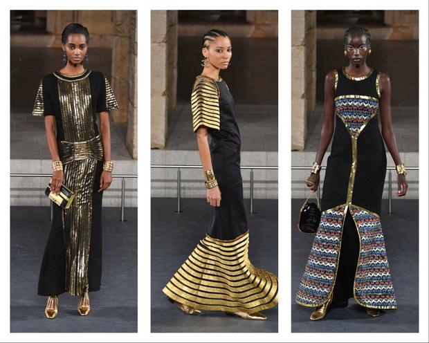 Тайные египетские символы в новой коллекции Chanel (фото 4)