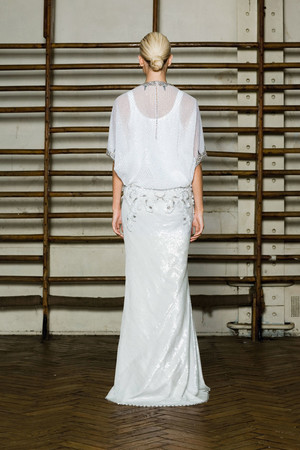 Показ Givenchy коллекции сезона Весна-лето 2012 года Haute couture - www.elle.ru - Подиум - фото 332738