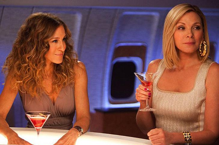 Ким Кэтролл ответила на обвинения в отмене съемок «Секса в большом городе 3» фото [1]