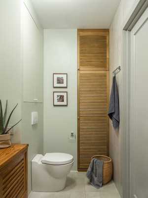 Квартира 64 м² для путешественников с этническими мотивами (фото 19.2)