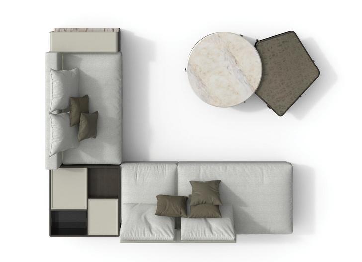 Новинки Giorgetti для спальни и гостиной (фото 2)