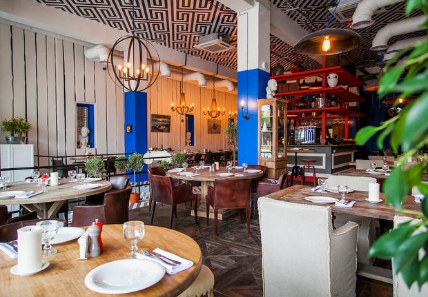 греческий ресторан Molon Lave фото 1