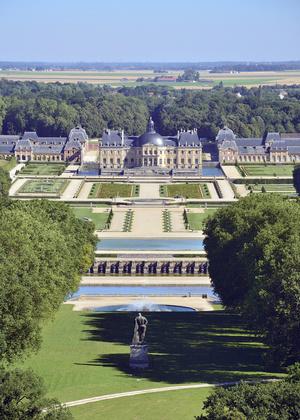 50 лет со дня открытия дворца Во-ле-Виконт (фото 2.1)