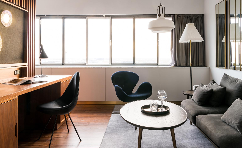 В Копенгагене отремонтировали отель по проекту Арне Якобсена (галерея 4, фото 3)