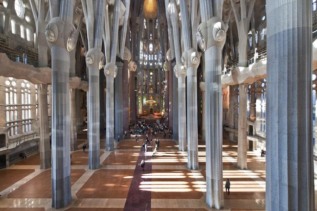 Собор Sagrada Família: 10 фактов о самом одиозном долгострое мира (фото 26)